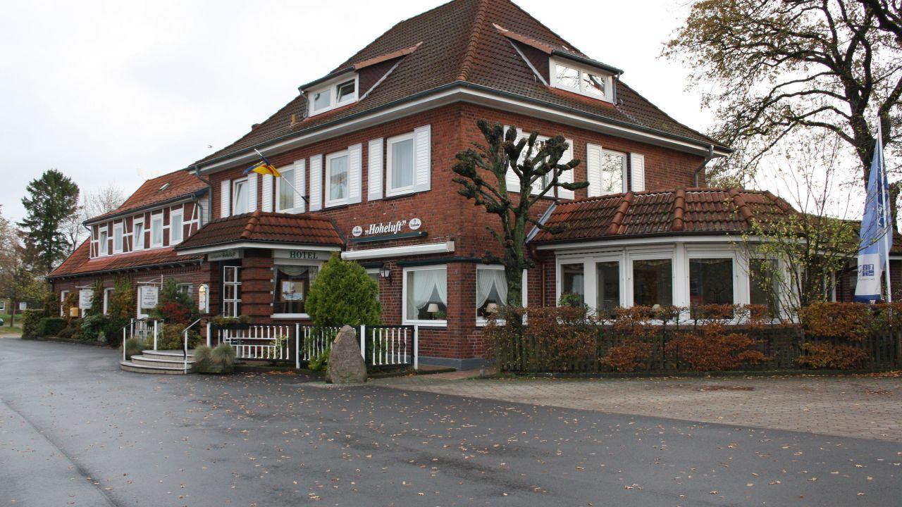 Restaurant Hoheluft In Buchholz In Der Nordheide Hotel